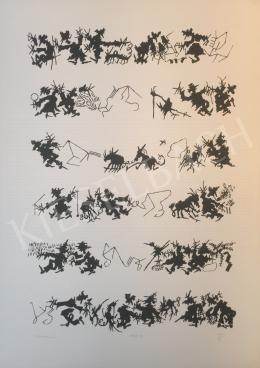 Banga, Ferenc - Notes III., 2001