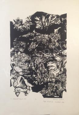 Havas Eszter - Az elfelejtett lépcső, 1971