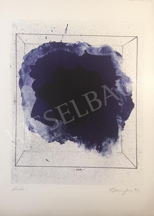 Eladó  Frederick D. Bunsen - Próba 2., 1992 festménye