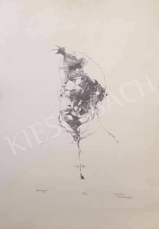 For sale Lipták, György - Anxiety, 1998 's painting
