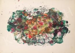 Ismeretlen művész - Festékpróbafelhő