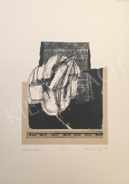 Ismeretlen művész olvashatatlan jelzéssel - Szoborterv, 1998