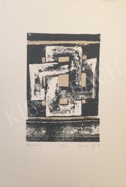 Ismeretlen művész olvashatatlan jelzéssel - Kapcsolat, 1998
