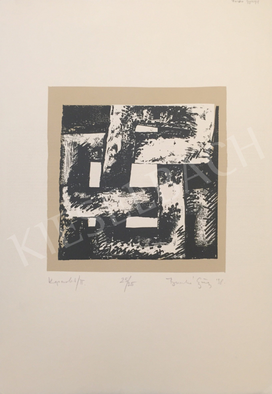 For sale  Unknown Artist with Unreadable Sign - Relationship II., 1998 's painting