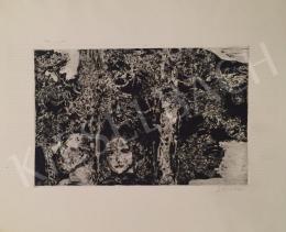 Scholz, Erik - Forest Scene I.