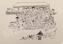 Sajdik, Ferenc - Horse Race, 2006