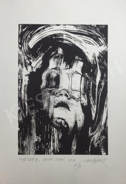 Halbauer, Ede - Portrait 2., 2001