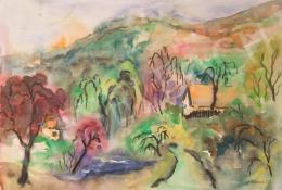 Mikes, I. József - Landscape