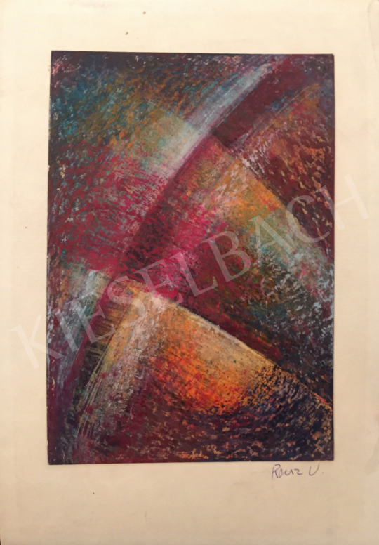 For sale Roisz, Vilmos - Abstract Composition 's painting