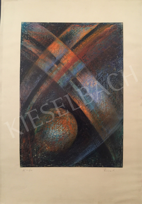 For sale  Roisz, Vilmos - K-60 's painting