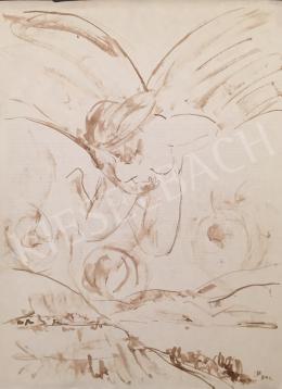 Dániel, Kornél Miklós (Fisch Kornél) - Angel, 1992