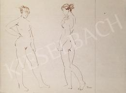 Dániel, Kornél Miklós (Fisch Kornél) - Nude Studies, 1993