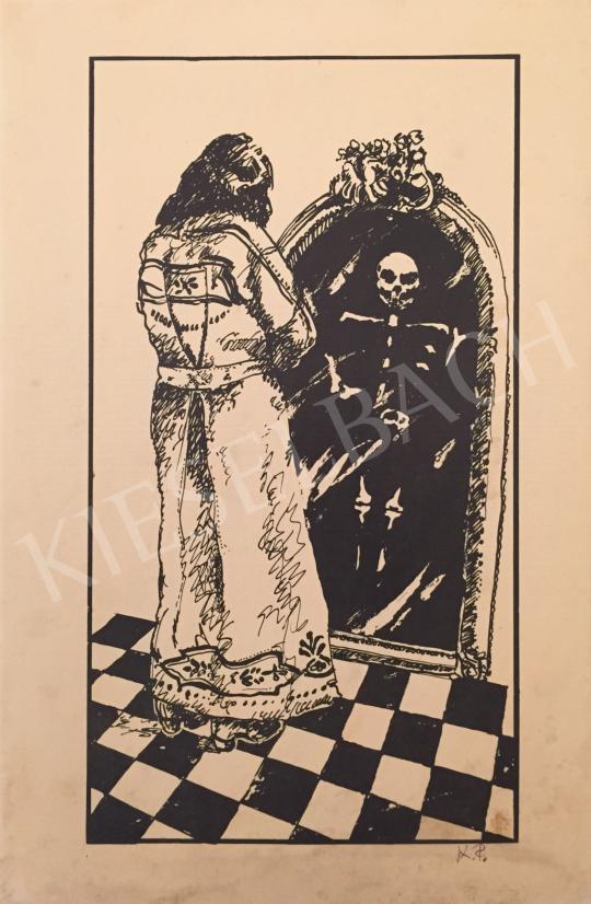 Eladó Kosnás Roland - Tükörkép festménye