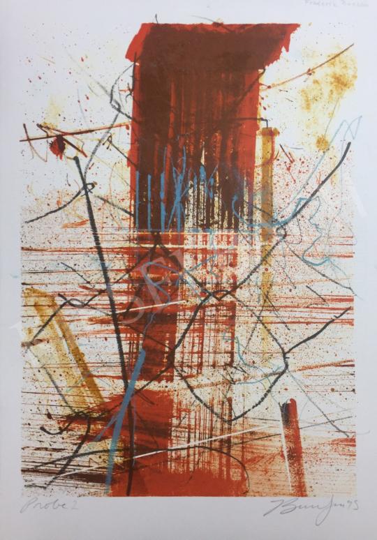Eladó  Frederick D. Bunsen - Probe 2, 1995 festménye