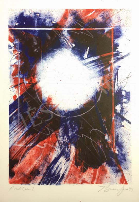 Eladó  Frederick D. Bunsen - Probe 2, 1999 festménye