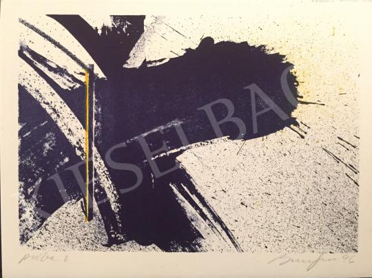 Eladó  Frederick D. Bunsen - Proba 2, 1996 festménye