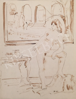 Dániel, Kornél Miklós (Fisch Kornél) - Female Act, 1991