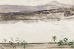 Bernáth Aurél - Kilátás az ablakból