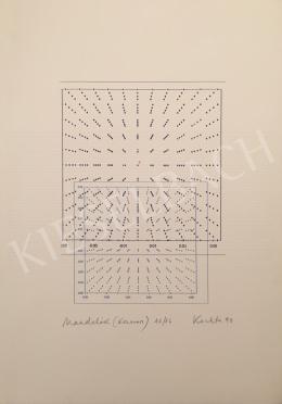 Kuchta Klára - Mandalák (Kozmosz), 1998