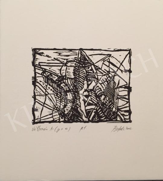 Eladó Butak András - Változás A, 2002 festménye