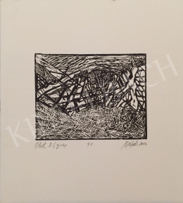Butak András - Öböl B, 2002