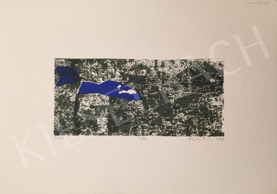 Eladó Kováts Borbála - Hal II, 1998 festménye