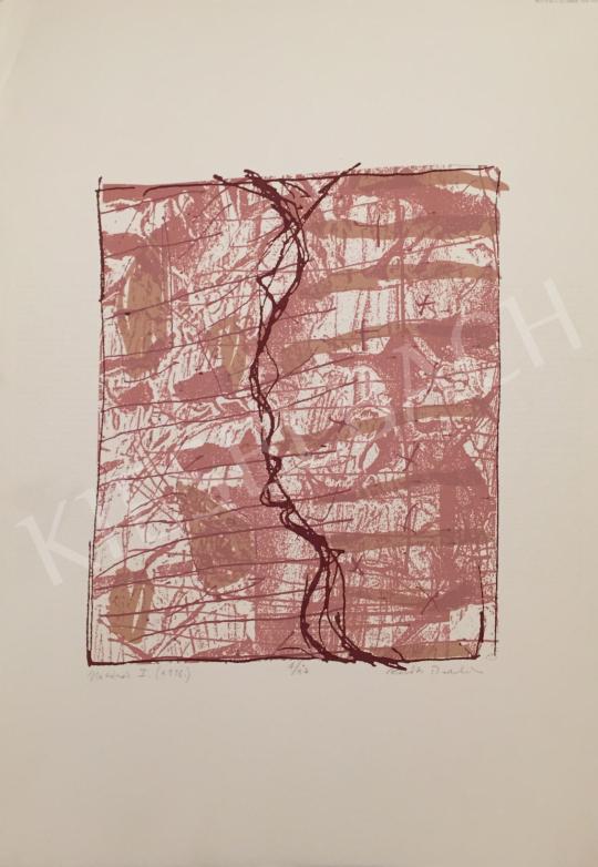 Eladó Kováts Borbála - Határok I, 1996 festménye