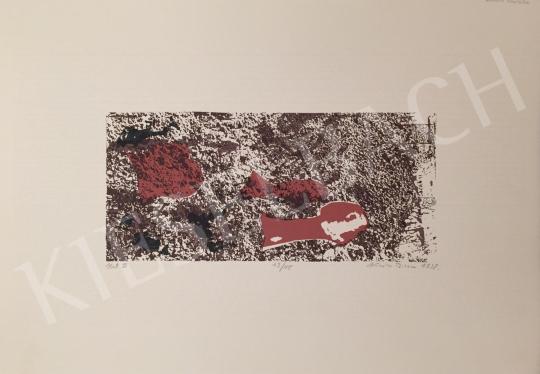 For sale Kováts, Borbála - Fish III., 1998 's painting