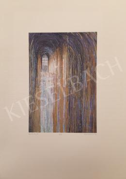 Kádár Katalin - Katedrális III, 1999