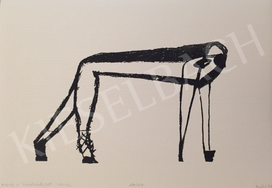 For sale  Eszter Balás - Drawings from the Subconscious, STEP STAND, 1998 's painting
