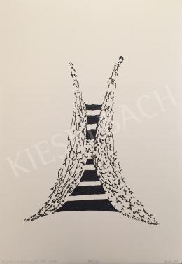 Balás Eszter - Rajzok a tudatallatiból: Kapu, 1998