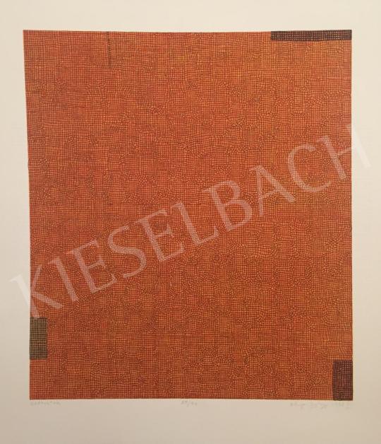 For sale Olajos, György - Sunspots, 1998 's painting