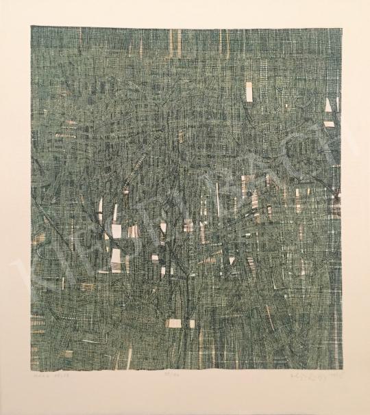 For sale Olajos, György - Mark 15.38, 1998 's painting