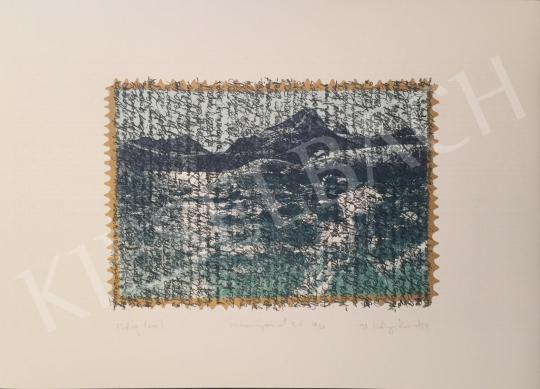 Eladó Szőnyi Krisztina - Hideg levél, 1998 festménye