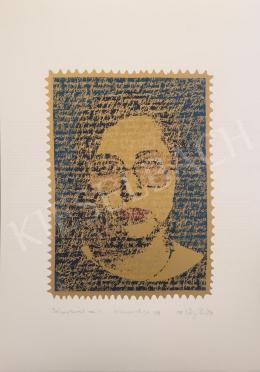 Szőnyi Krisztina - Bélyeglevél, 1998