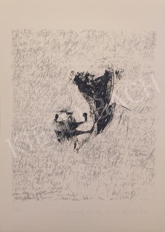 Eladó Szőnyi Krisztina - Bika II., 2001 festménye