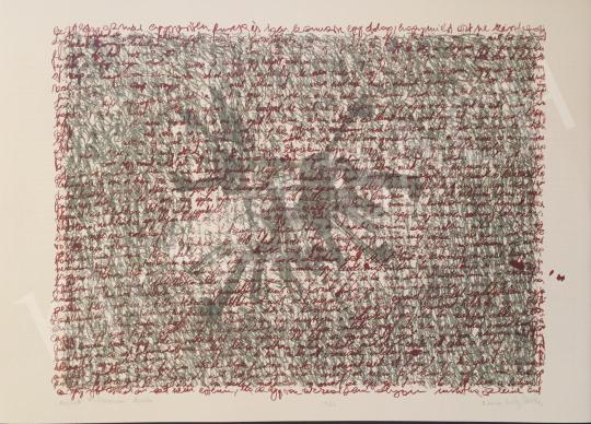 Eladó Szőnyi Krisztina - Rejtett kulcsai levele…, 2000 festménye