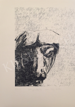 Szőnyi Krisztina - Bika III., 2001