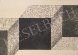 Szőnyi, Krisztina - Letter Cubes, 2002