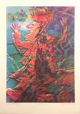 Magén István - A csernobili Nachum, 2001