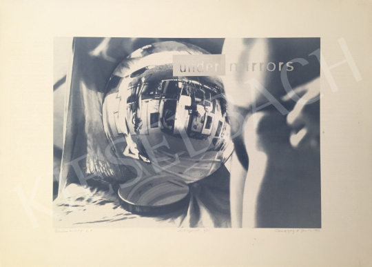 For sale Borbély, Ferenc Gusztáv - Under Mirrors I.,1997 's painting