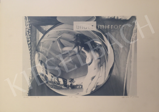 For sale Borbély, Ferenc Gusztáv - Under Mirrors II.,1997 's painting