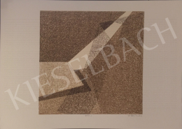 Péli Mandula - Barna kompozíció, 1995