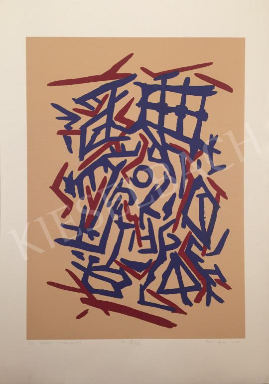 Eladó  Illés Anna - Cím nélkül, 2000 festménye