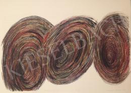 Ismeretlen művész olvashatatlan szignóval - Befogadók III., 2001