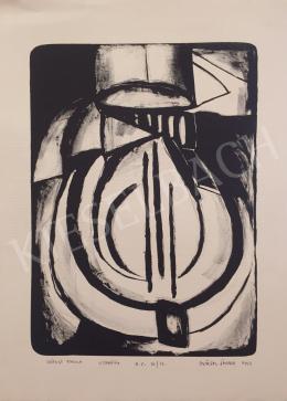 Győrffy Sándor - Disintegrating Shape, 1993