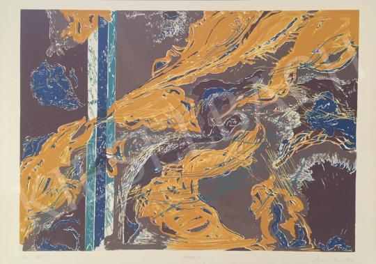 For sale Balázs, Imre - Autumn, Winter I. 's painting
