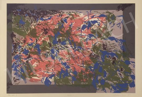 Eladó Balázs Imre - Ősz, tél II. , 1996 festménye