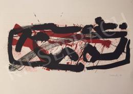 Ismeretlen művész Oestreich szignóval - Probe IV. 1996