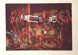 Haász Ágnes - Fénymetszés II, 1995